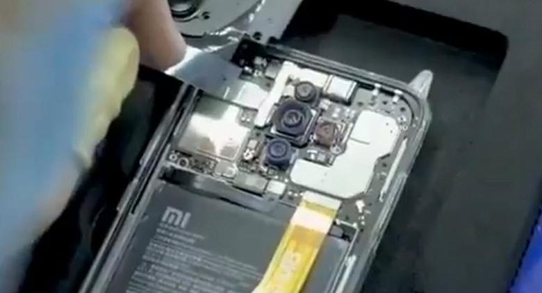 Смартфоны Redmi Note 8 уже собирают. Видео с производства