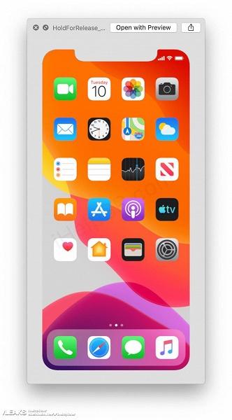Apple назвала дату анонса iPhone 11
