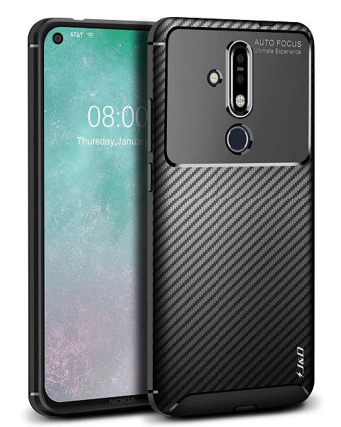 Nokia 6.2 показан во всей красе