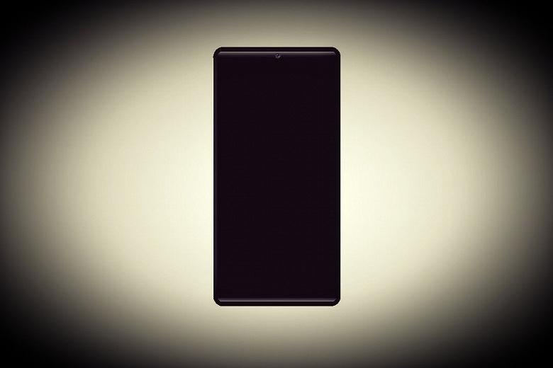 Samsung переосмыслила концепцию Infinity Design. Экран нового смартфона загнут сверху и снизу