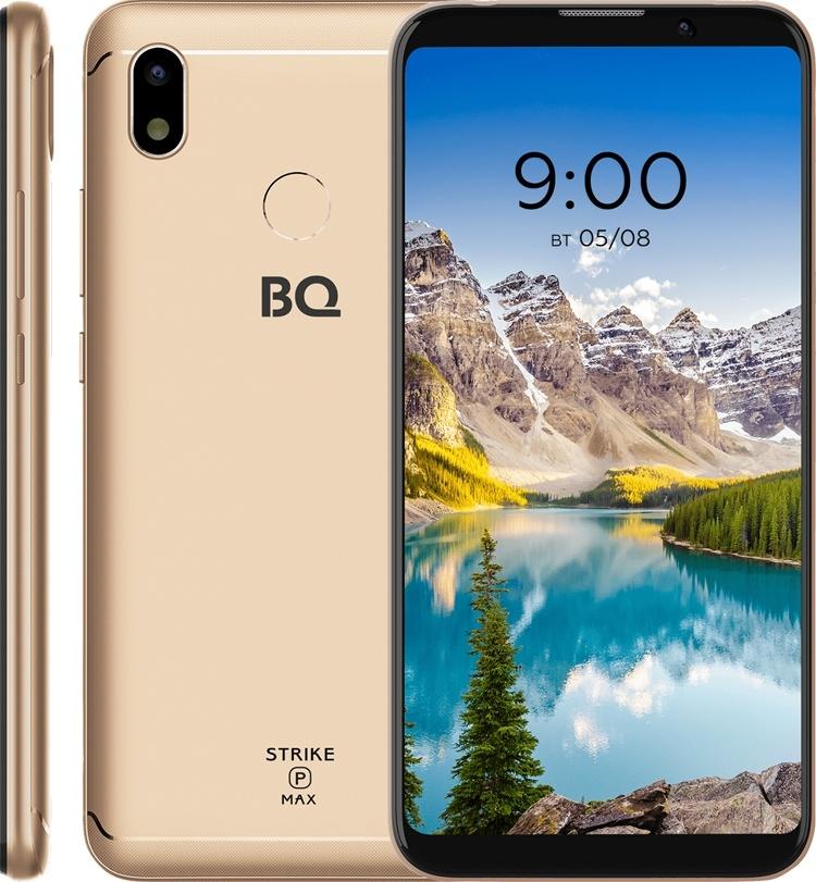 Анонсированы смартфоны BQ с мощными аккумуляторами — до  6000 мА·ч
