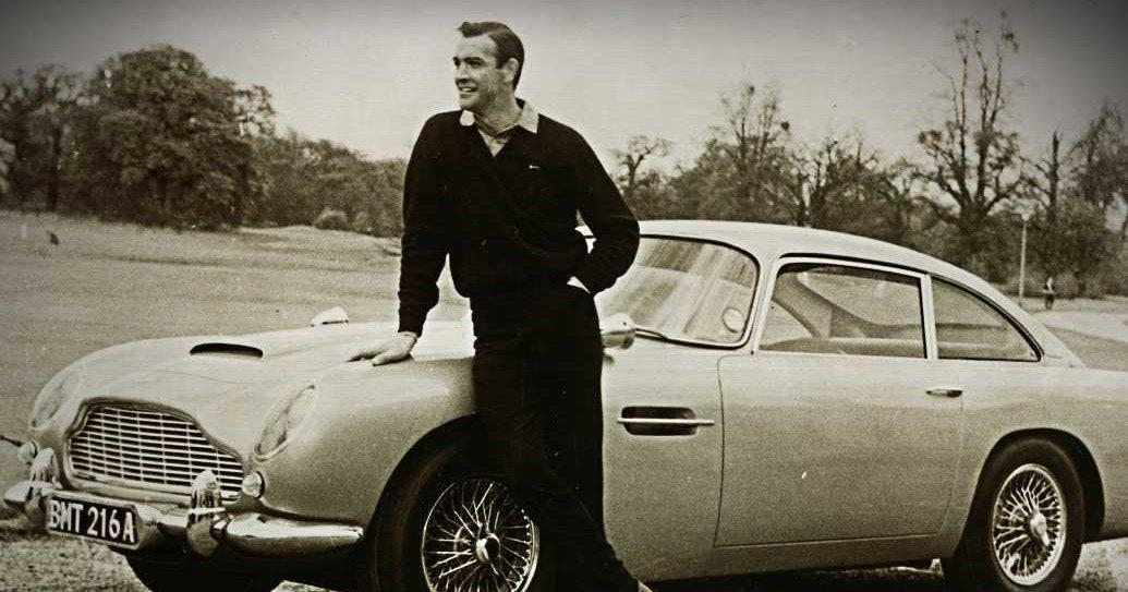 Автомобиль Джеймса Бонда продан с аукциона