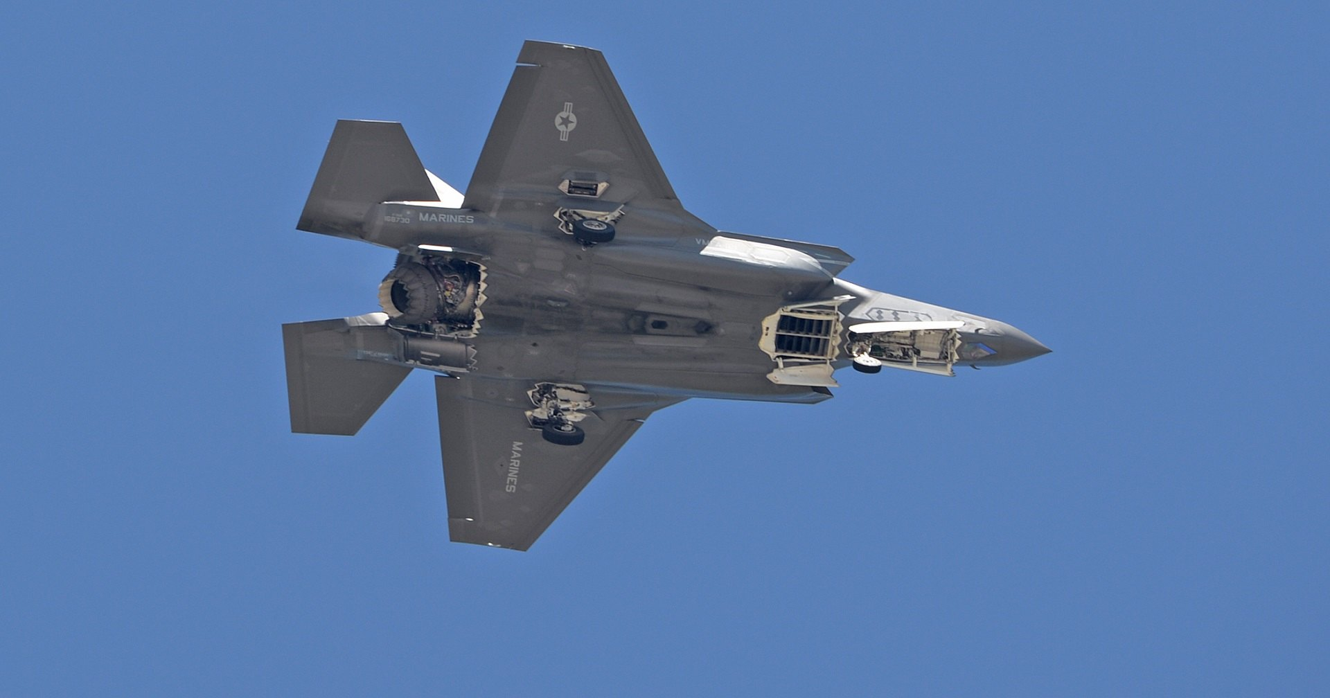 Истребитель F-35 установил новый рекорд