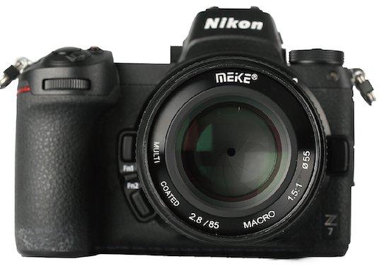 Макрообъектив Meike MK-85mm F2.8 стал доступен в вариантах с креплениями Canon RF и Nikon Z