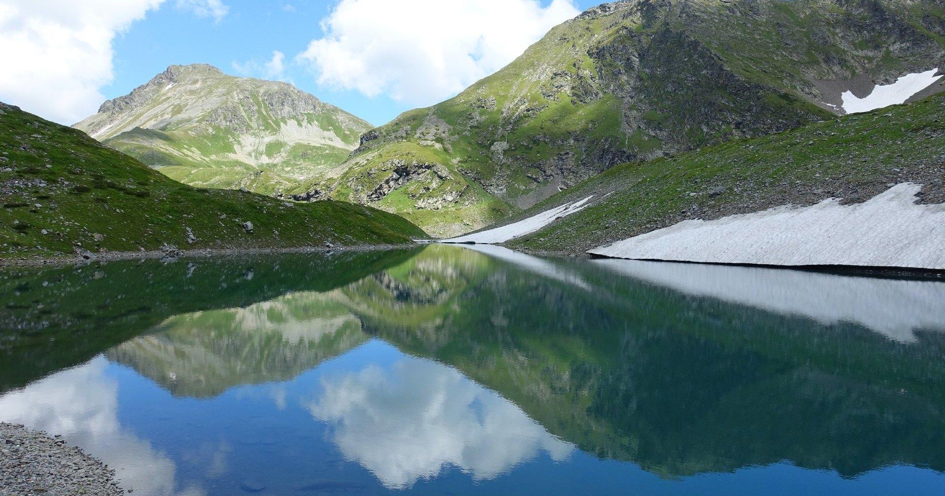 На Кавказе открыто новое озеро