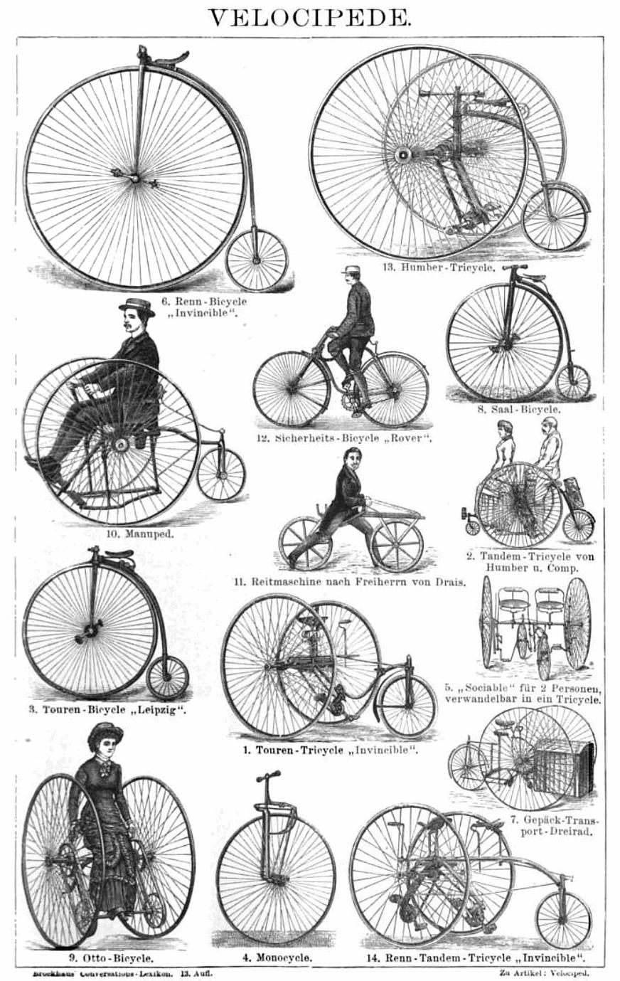 Почему мы так долго ждали изобретения велосипеда? - 10