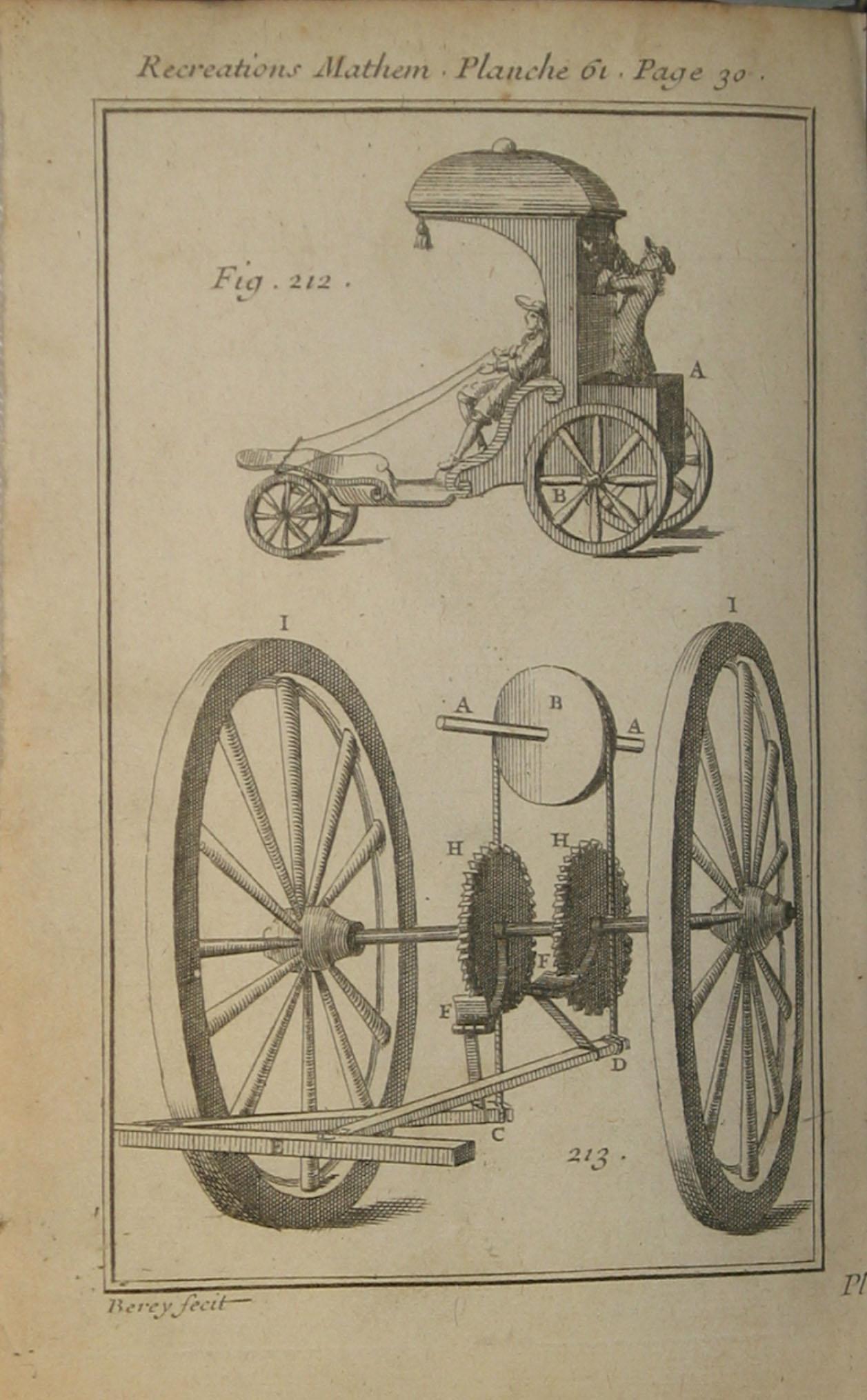 Почему мы так долго ждали изобретения велосипеда? - 3