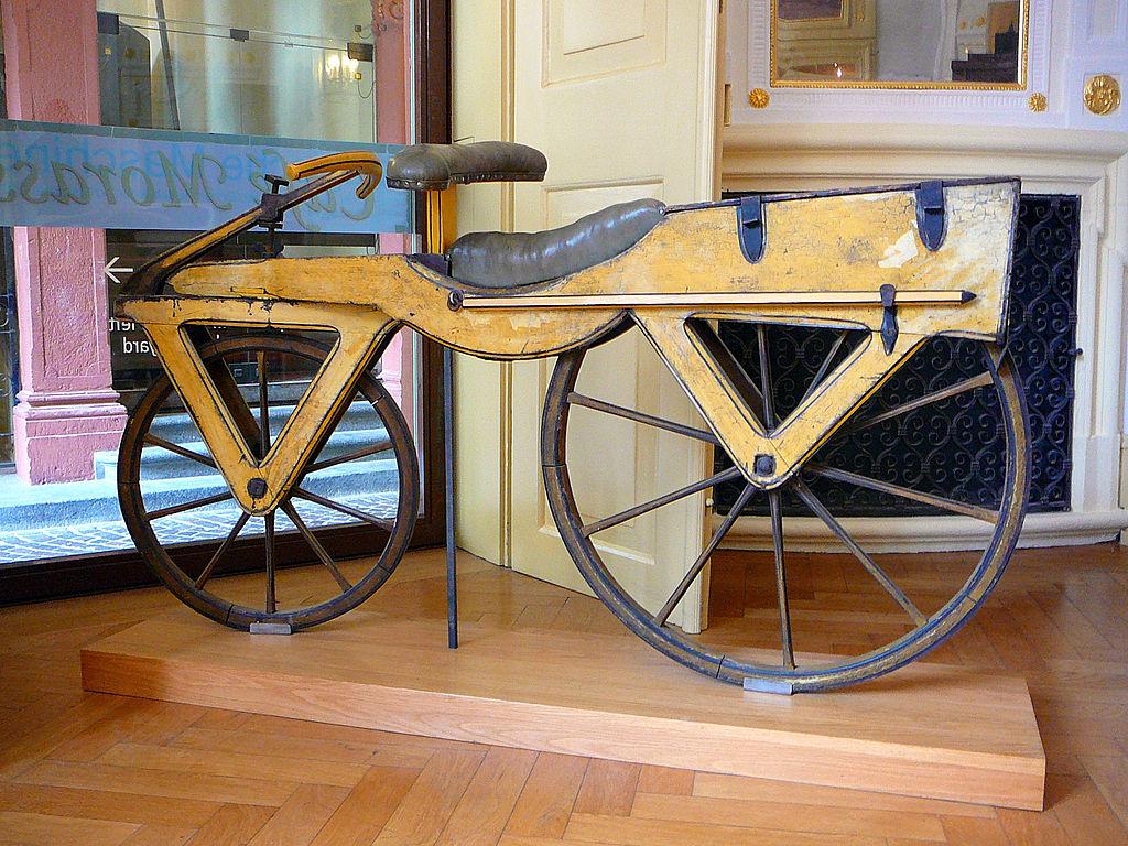 Почему мы так долго ждали изобретения велосипеда? - 4