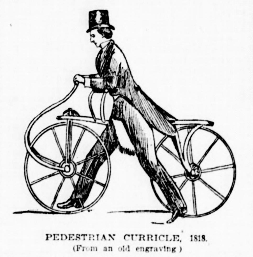 Почему мы так долго ждали изобретения велосипеда? - 5