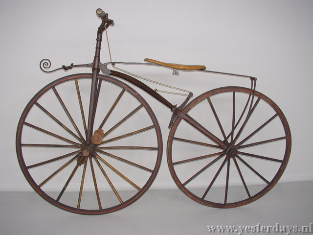 Почему мы так долго ждали изобретения велосипеда? - 6