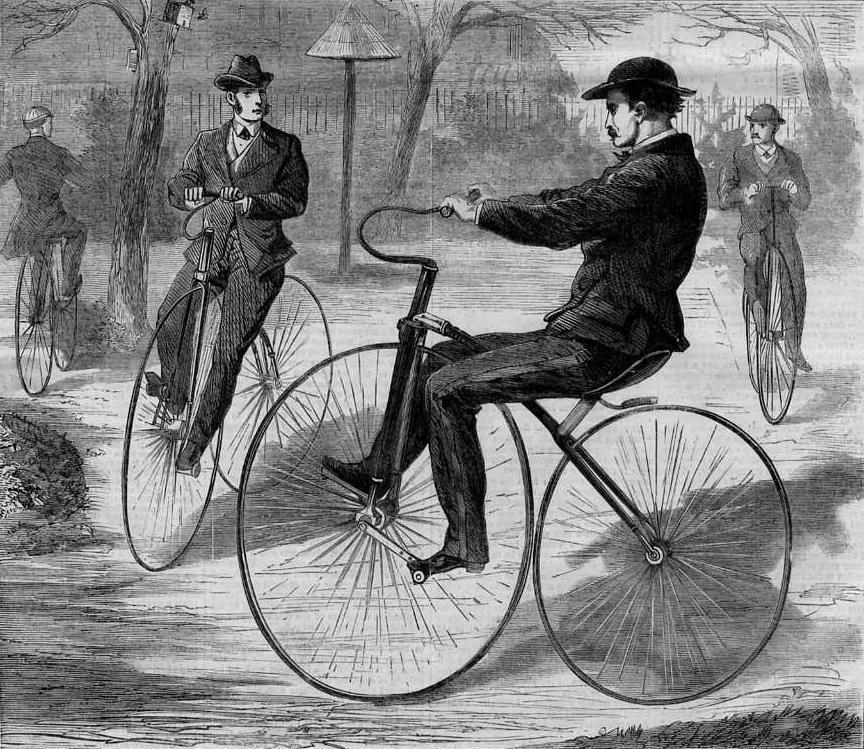 Почему мы так долго ждали изобретения велосипеда? - 7
