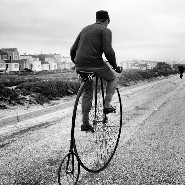 Почему мы так долго ждали изобретения велосипеда? - 8