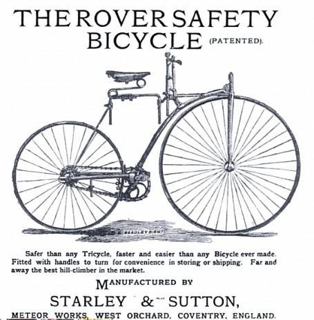 Почему мы так долго ждали изобретения велосипеда? - 9