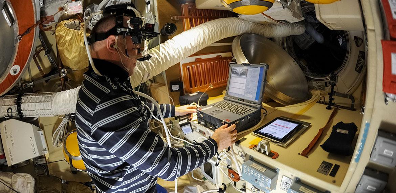 Роскосмос готовит второй эксперимент по обеспечению лазерной связи по каналу «Земля — МКС» - 3