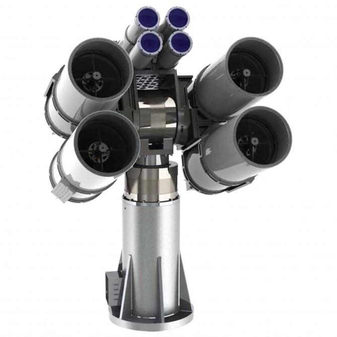 Роскосмос готовит второй эксперимент по обеспечению лазерной связи по каналу «Земля — МКС» - 1