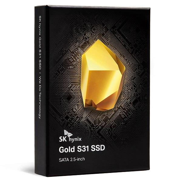 Твердотельный накопитель SK hynix Gold S31 открыл серию SuperCore