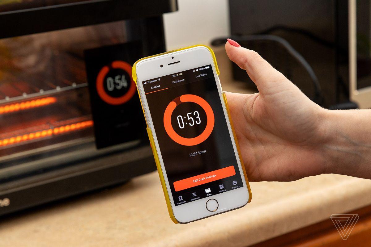 Умные печки June включаются посреди ночи на 200°C. Производитель поставит «защиту от дурака» в мобильное приложение - 1