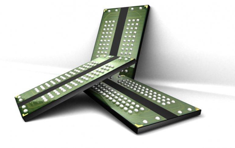 Micron начинает серийный выпуск DRAM по нормам 1z нм