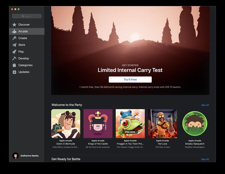 Игровой сервис Apple Arcade уже доступен для некоторых сотрудников компании, причём не бесплатно