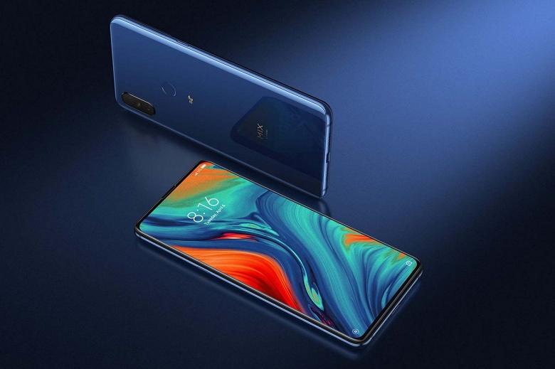 Наперегонки с Huawei Mate 30 Pro. Флагманский смартфон Xiaomi Mi Mix 4 дебютирует раньше ожидаемого