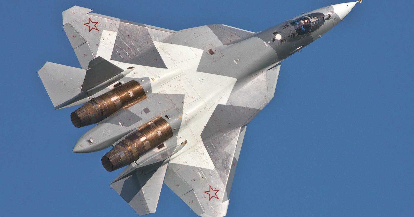 Су-57Э и Ил-112ВЭ представят на МАКС-2019
