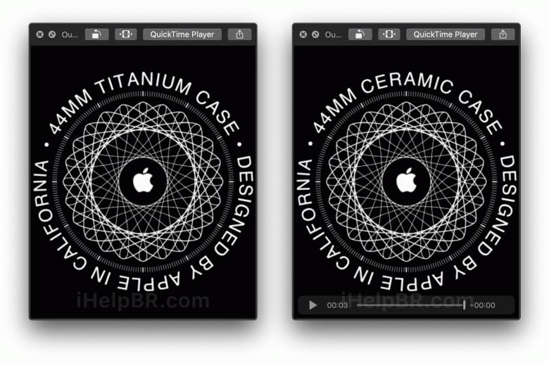Умные часы Apple Watch Series 5 будут доступны в керамическом и титановом корпусе