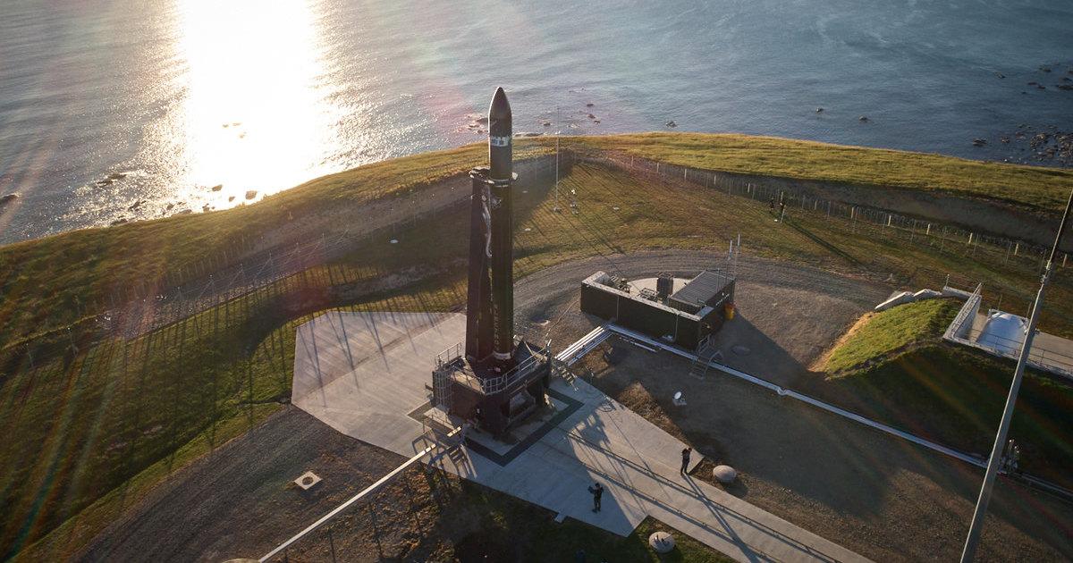 Rocket Lab перенёс запуск ракеты с несколькими спутниками