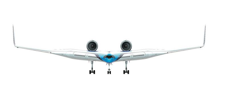 Двухвостый: самолет будущего с самой необычной формой