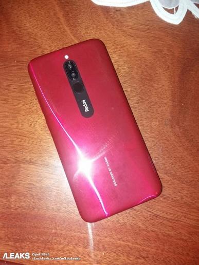 Характеристики Redmi 8A подтверждены на живых фото: SoC Snapdragon 439, 4 ГБ ОЗУ и аккумулятор емкостью 5000 мАч