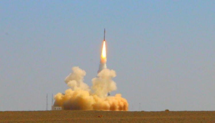 Китай впервые использовал ракету-носитель «Цзелун-1» для доставки спутников в космос