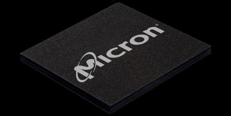 Компания Micron Technology представила монолитную память LPDDR4X DRAM плотностью 16 Гбит