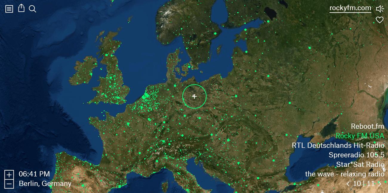 «Находки аудиомана»: карты звуков как способ погрузиться в атмосферу незнакомого города - 2