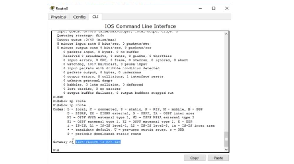 Тренинг Cisco 200-125 CCNA v3.0. День 19. Начало работы с роутерами - 6