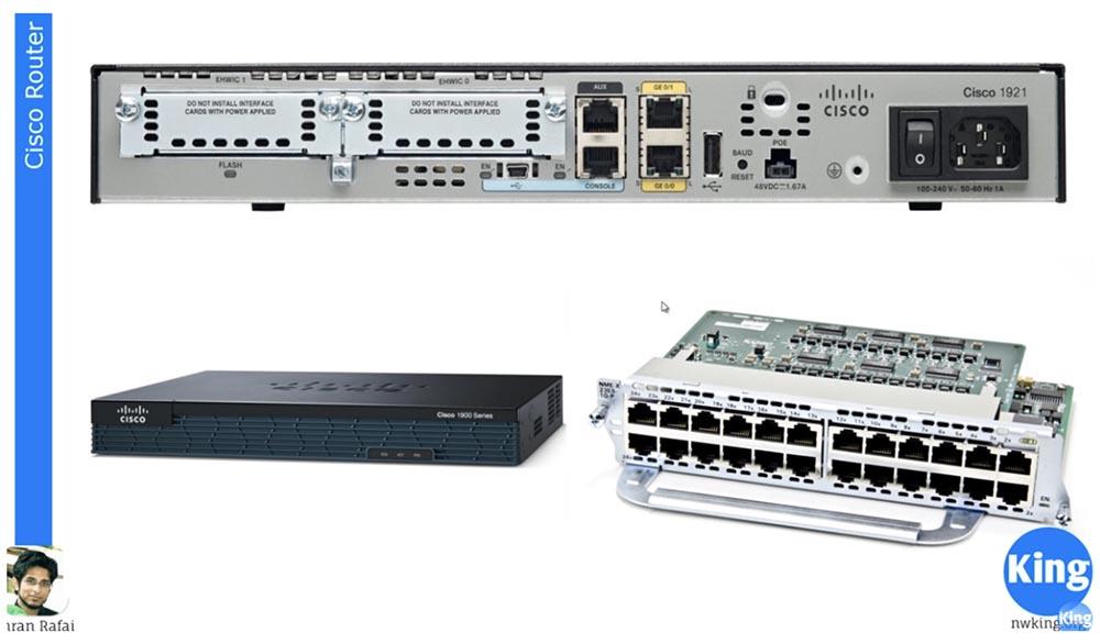Тренинг Cisco 200-125 CCNA v3.0. День 19. Начало работы с роутерами - 1