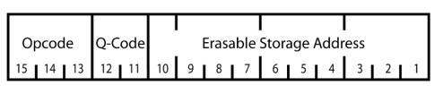 Apollo Guidance Computer — архитектура и системное ПО. Часть 2 - 15