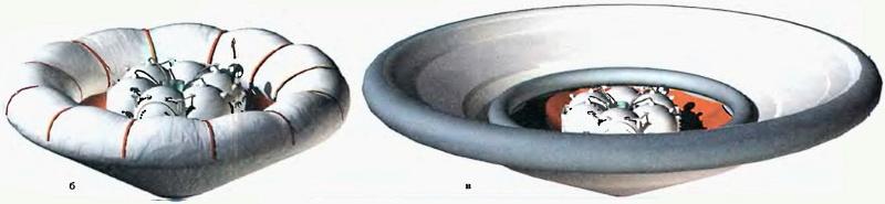 Космические сверхзвуковые парашюты - 10
