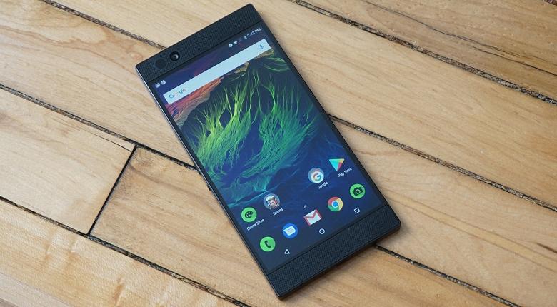 Первый игровой смартфон на рынке наконец-то получил Android Pie