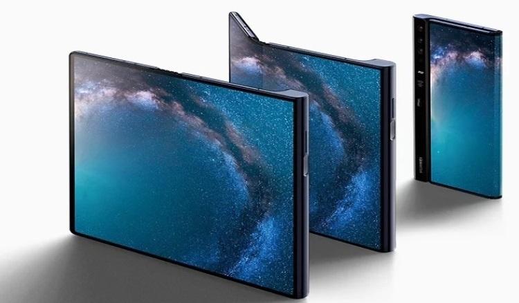 Складной смартфон Huawei Mate X получит чип Kirin 990 и тройную камеру, как у P30