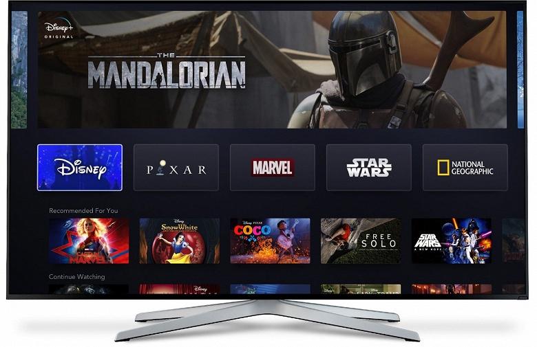 Видеосервис Disney+ будет доступен практически на всех популярных платформах