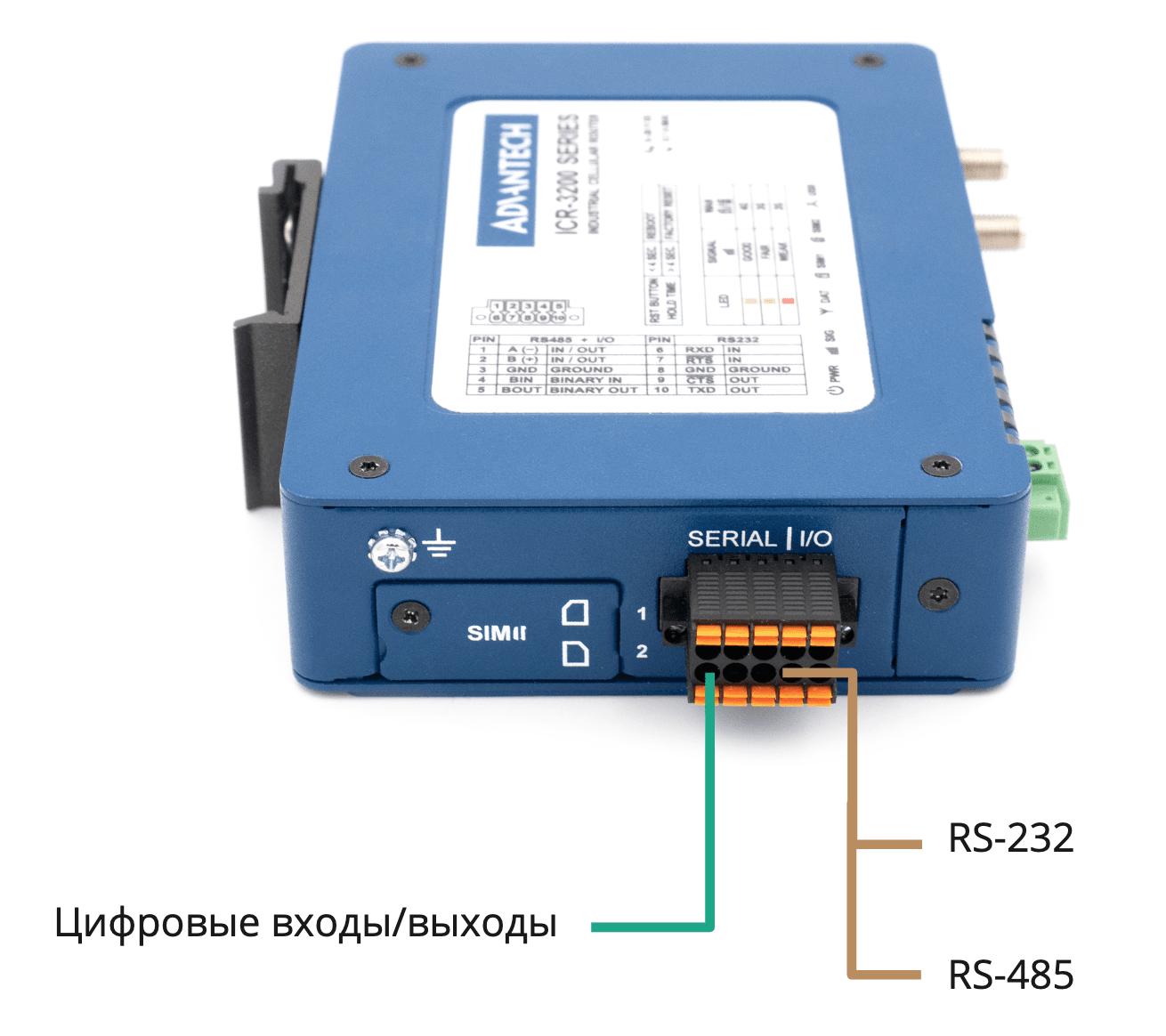 4G-роутер в роли универсального сервера для IoT - 6