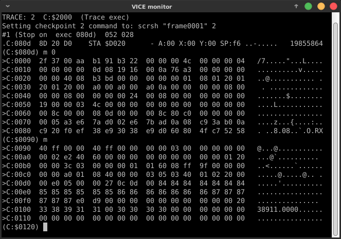Грязные хаки ассемблера 6502 - 3