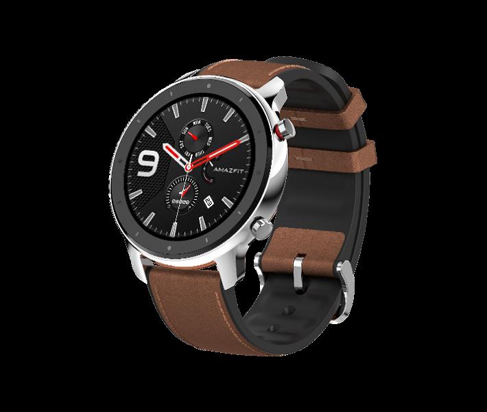 Начало продаж умных часов Huami Amazfit GTR в России