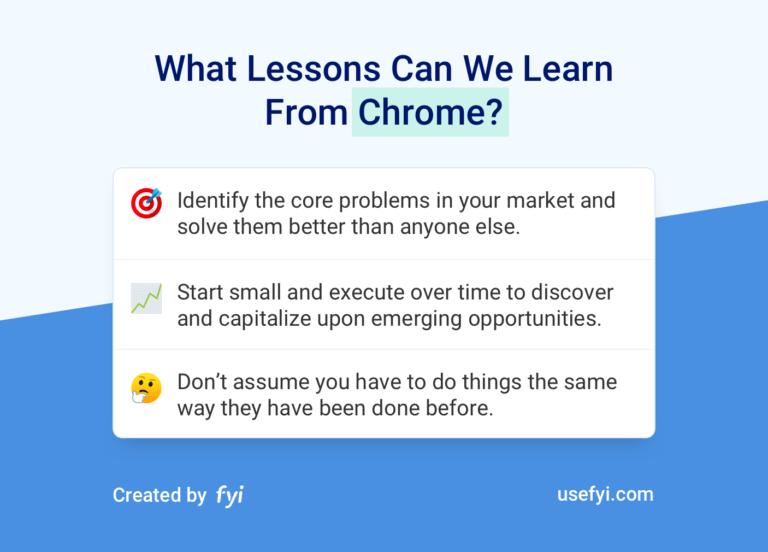 От 0% до 70% рынка: Как Google Chrome поглотил интернет? - 18