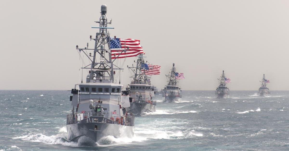 Пентагон построит беспилотный корабль против РФ