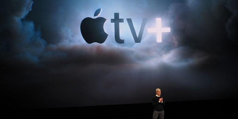 Потоковый видеосервис Apple TV+ станет доступен в ноябре по цене 10 долларов в месяц