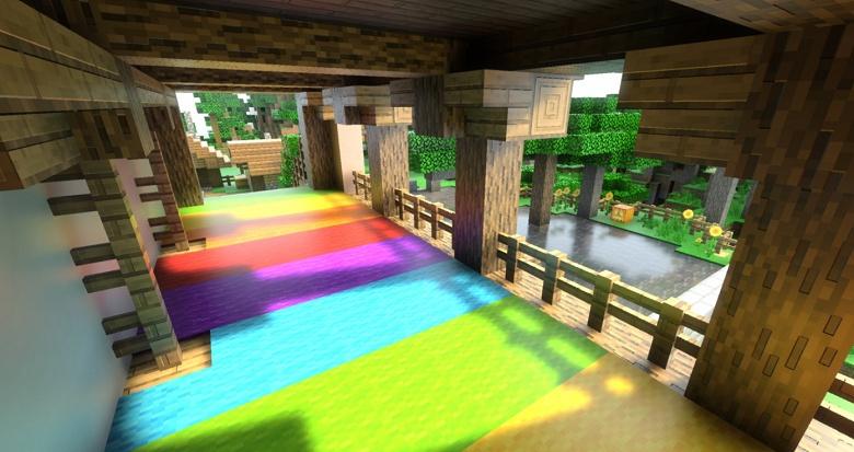 Сила Minecraft. Акции Nvidia выросли после того, как стало известно о добавлении в игру поддержки трассировки лучей