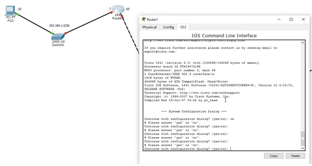 Тренинг Cisco 200-125 CCNA v3.0. День 21. Дистанционно-векторная маршрутизация RIP - 6