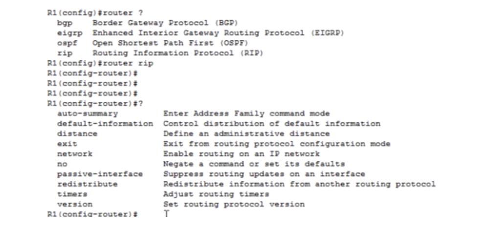 Тренинг Cisco 200-125 CCNA v3.0. День 21. Дистанционно-векторная маршрутизация RIP - 8