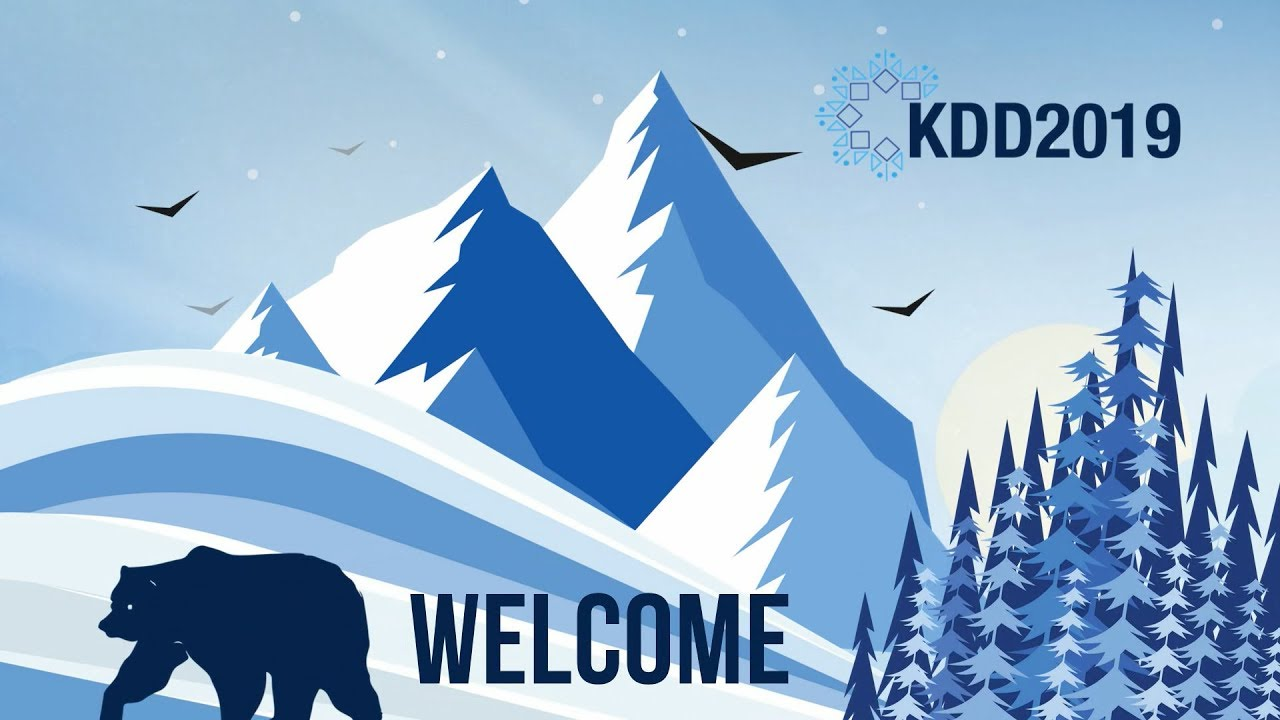 Трип на Аляску, или KDD'19 глазами очевидца - 1