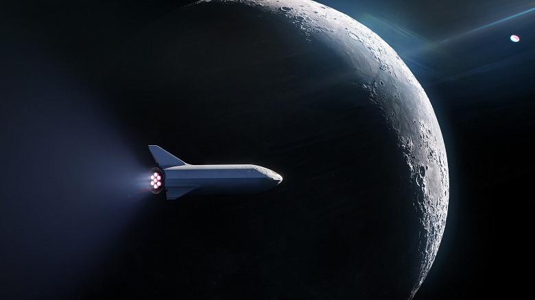 2 млрд долларов за постройку базы на Луне. В США хотят превратить лунную программу в соревнования